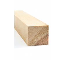 Wooden pine planed scantlings 45mm x 45mm