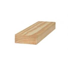 Wooden pine planed scantlings 20mm x 40mm